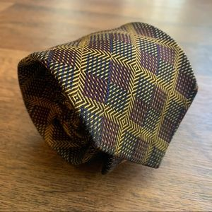 Drake's for Paul Stuart Hand Made Silk Tie